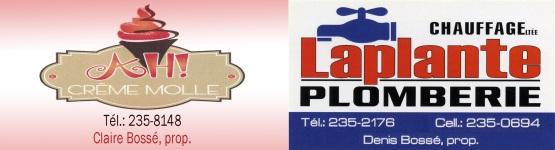 Ah Crème Molle-Laplante Plomberie-montage côte à côte (1)